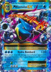 Mega-Blastoise-EX - 22/108 - Holo Rare ex