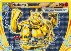 Machamp BREAK - 60/108 - Rare BREAK