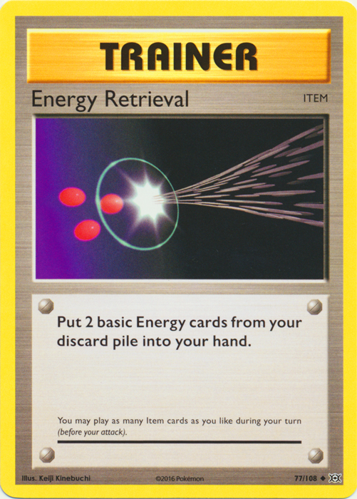Energy Retrieval - 77/108 - Uncommon