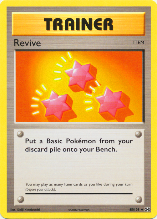 Revive - 85/108 - Uncommon