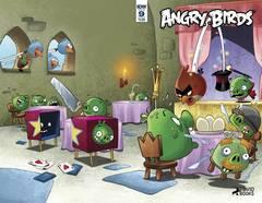 Angry Birds Comics Game Play #1