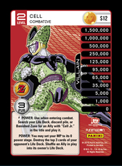 Cell - Combative - S12