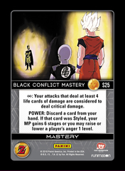 Black Conflict Mastery - S25