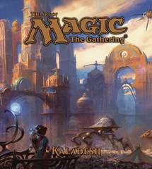 Art Of Magic The Gathering Hc Kaladesh