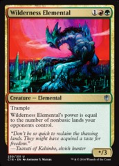 Wilderness Elemental