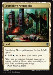 Crumbling Necropolis (C16)