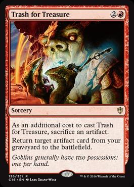 Trash for Treasure