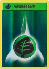 Grass Energy - 91/108 - Common - Reverse Holo