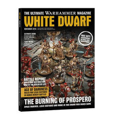 White Dwarf November 2016