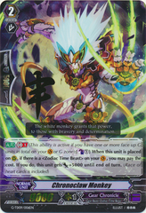 Chronoclaw Monkey - G-TD09/006EN - RRR on Channel Fireball