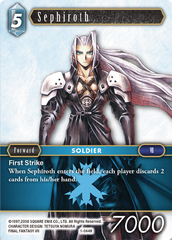 Sephiroth - 1-044R