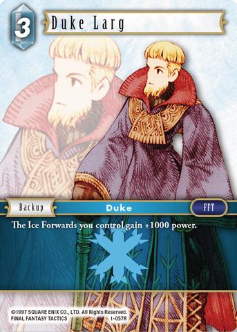 Duke Larg - 1-057R