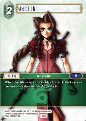 Aerith - 1-065C on Channel Fireball