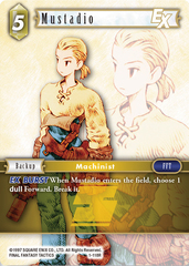 Mustadio - 1-118R