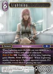 Lightning - 1-141L