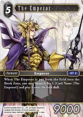 The Emperor - 1-185H
