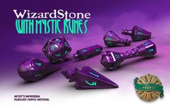 PolyHero Wizard Set - Wizardstone with Mystic Runes