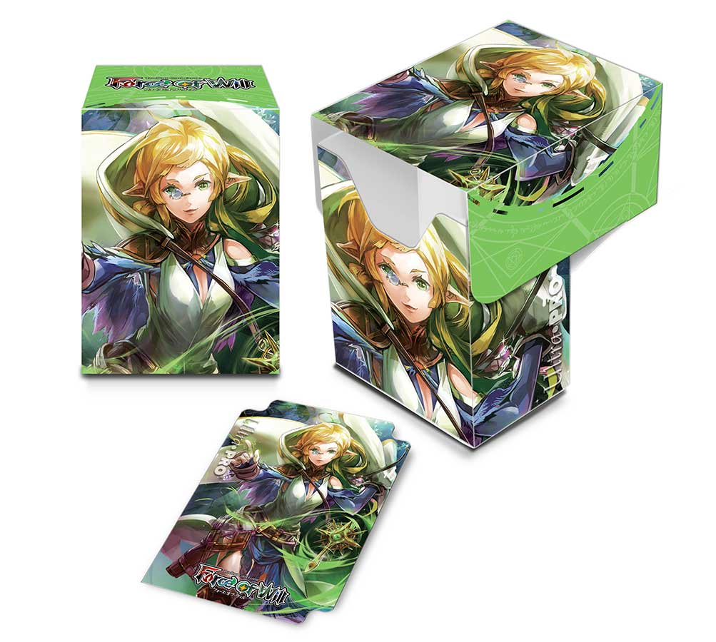 Ultra Pro - L1: Fiethsing Deck Box for Force of Will