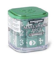 Citadel: Maelstrom Dice Cube - Green