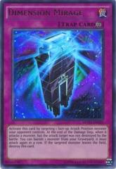 Dimension Mirage - MVP1-EN025 - Ultra Rare - Unlimited Edition