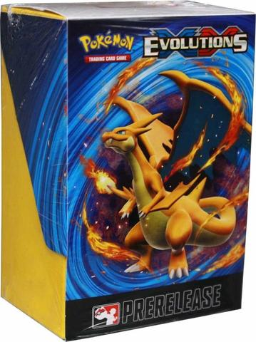 XY Evolutions Prerelease Pack