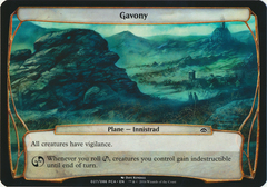Gavony - Oversized on Channel Fireball