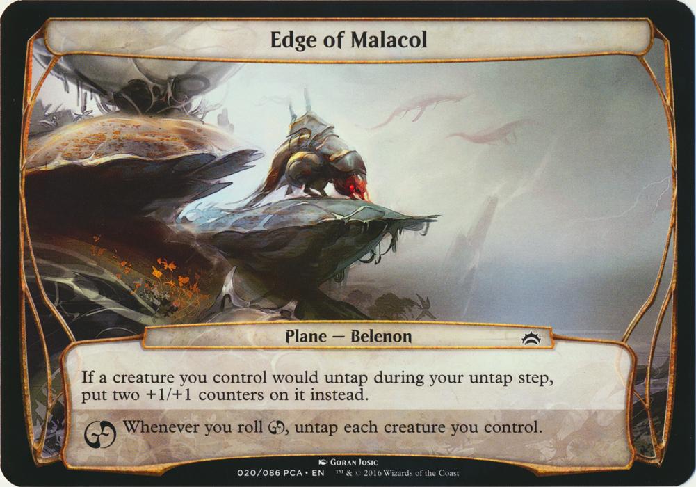 Edge of Malacol - Oversized