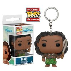Pocket Pop! Keychain: Disney - Moana - Maui