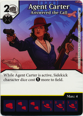 Agent Carter - Answered the Call (Foil) (Card Only)