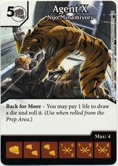 Agent X - Nijo Minamiyori (Foil) (Card Only)