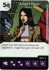 Angel Dust - Morlock (Die & Card Combo)