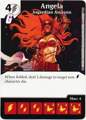 Angela - Asgardian Assassin (Die & Card Combo)