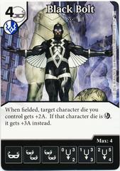 Black Bolt -  (Die & Card Combo)