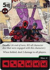 Deadpool - Mmmmmm Chimichangas (Foil) (Card Only)