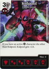 Kidpool - Earth-10330 (Die & Card Combo)