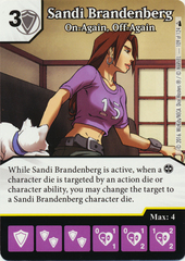 Sandi Brandenberg - On-Again, Off-Again (Foil) (Die & Card Combo)