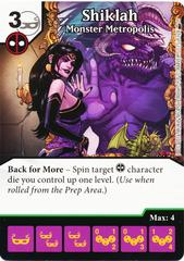 Shiklah - Monster Metropolis (Foil) (Card Only)
