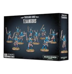 Thousand Sons Tzaangors ( N-43-40 )