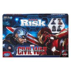 Risk: Captain America - Civil War