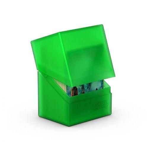 Ultimate Guard - Deck Case 100+ Boulder - Emerald