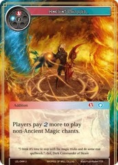 Ancient Barrier - LEL-044 - U on Channel Fireball
