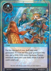 Fishing - LEL-019 - C - Foil