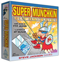 Super Munchkin (Guest Artist Edition)