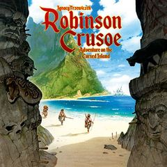 Robinson Crusoe - Adventures on the Cursed Island - 2nd Edition