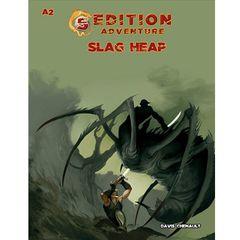 5th Edition Adventures: A2 - Slag Heap
