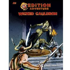 5th Edition Adventures: A3 - The Wicked Cauldron