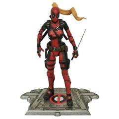 Marvel Select - Lady Deadpool Action Figure