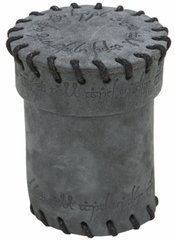 Elvish - Graphite Suede (Q-Workshop) - Dice Cup