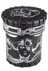 Q-Workshop - Cyberpunk Leather Dice Cup
