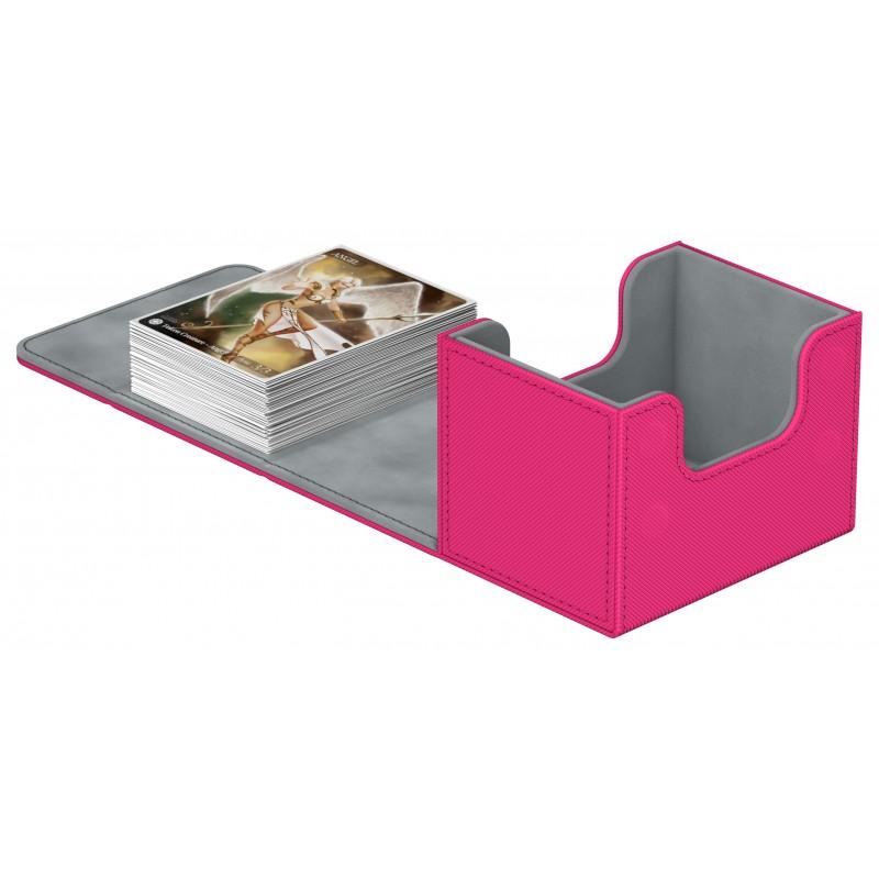 Ultimate Guard - Deck Case 100+ Sidewinder Xenoskin - Pink